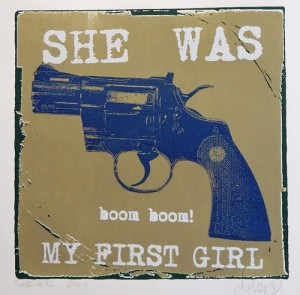 shewas...